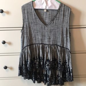 NWOT Alice and Olivia Tank